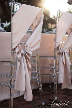 20 Elegant Wedding Chair Decoration Ideas with Fabric and Ribbons Page 2 of 2 is part of Wedding decor elegant - Photo Credits Happy Wedd Style Me Pretty Hitched Mod Wedding Southern Weddings Rock My Wedding Benfield Photography Mod Wedding, Elegant Wedding, Dream Wedding, Wedding Day, Wedding Affordable, Wedding Fabric, Wedding Ribbons, Wedding Events, Church Wedding