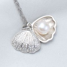 2016 Women Fashion Pearl Pendant 925 Silver Pearl Jewelry,Natural Pearl Pendant Necklace,Freshwater Pearl Silver Choker Necklace. Starting at $1