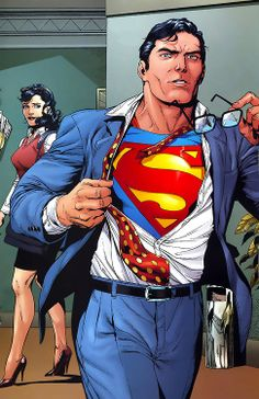 superman, gary frank, clark kent, lisa lane