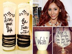 Snooki's Etsy Shop Sells Out in One Day - Did You Get Your Order In On Time for the Holidays? http://stylenews.peoplestylewatch.com/2014/12/10/snooki-etsy-shop-mugs-glasses/