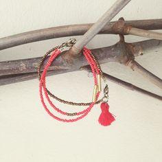 Isabel Marant-style bracelet