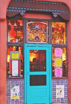 Pasqual's Restaurant in Santa Fe