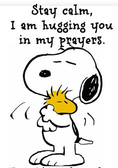 Hugs & prayers for u