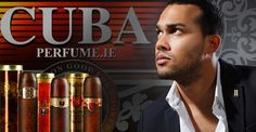 All Men will find the best fragrance in our Cuba Perfume Range. Best Fragrances, Cuba, Perfume, Range, Men, Beautiful, Cookers, Kobe, Fragrance