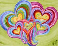 Debbie Marie Arambula | Contemporary Master of Color | Heart Art