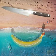 Banana #sk18design  #photoshop
