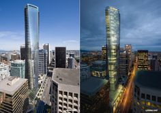 Trump Tower Vancouver to be city's second tallest skyscraper.