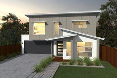 Costa Home Designs  Sunshine Coast Home Builders  ZAFFIRO232 Urban Facade