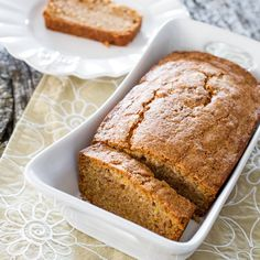 Melons aren't the greatest keepers so this spiced cantaloupe tea loaf is the perfect destination for any melon abundance you may have!