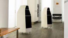 Wilson Audio yvette enceinte colonne compacte luxe