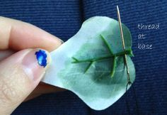 Diy costume poison ivy tip2,1…