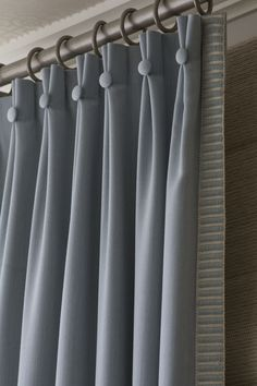 Tips & Tricks on Choosing a Minimalist Curtains. Tips & Tricks on Choosing a Minimalist Curtains. Order or buy curtains should not be haphazard. In addition to choosing an experienced curtain-mak. Pleated Curtains, Home Curtains, Curtains Living, Curtains With Blinds, Grommet Curtains, Pinch Pleat Curtains, Modern Curtains, Blue Grey Curtains, Beach Curtains