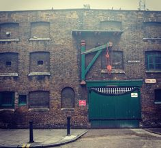 Whitechapel Bell Foundry. At the time of the closure of these premises earlier in 2017 it was the oldest manufacturing company in the UK. Paul Talling (@derelict_london) on Twitter