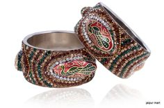 TRADITIONAL Bangles Price :RS 1680..... Wholesale Queries are welcome.. Contact on : Team Jaipur Mart (+918233096315) via emai id: martjaipur@gmail.com visit our Facebook Page :https://www.facebook.com/www.jmfashion.in?ref=hl