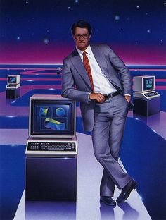 VINTAGE GRAPHICS FROM THE 1980S