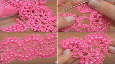 crochet lace tutorial