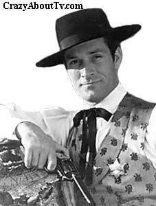 Hugh O'Brian as Wyatt Earp ...went on to found HOBY