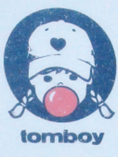 Vintage baseball bubble gum, retro design, pink bubblegum, tomboy t-shirt