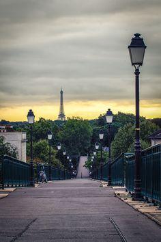 St cloud's bridge ~ By Christophe Allfortof