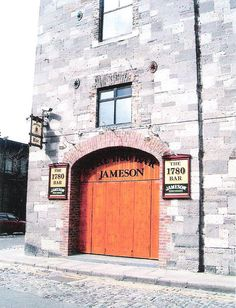 Places to Visit in Dublin Ireland: The Jameson Whiskey Museum and Smithfield Viewing Chimney http://viking305.hubpages.com/hub/Jameson-Irish-whiskey-distillery-Dublin-Ireland-visitor-centre-places-visit-in-Smithfield-Bow-Street