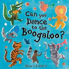 Cover image for Can You Dance to the Boogaloo?