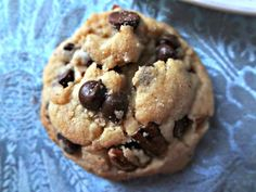 The Cooking Actress: Brown Butter Chocolate Chip & Pecan Cookies: Spotlight on The Messy Baker