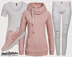 77onlineshop / white and rosé <3