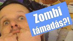 Kőbányai zombi támadás, tv2, patkánytanya, megtisztítva? #2