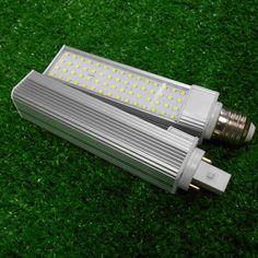 $19.60 (Buy here: https://alitems.com/g/1e8d114494ebda23ff8b16525dc3e8/?i=5&ulp=https%3A%2F%2Fwww.aliexpress.com%2Fitem%2F11W-plc-led-tube-G24-base-led-lamp-bulb-in-downlights-rotatable-base-120-degree-led%2F32247576764.html ) 11W plc led tube G24 base led lamp bulb in downlights rotatable base 11w g24 led pl light replacing 26w cfl bulb G24D 2pcs/lot for just $19.60