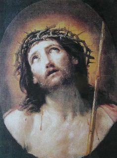 Рени Гвидо. Христос в терновом венце