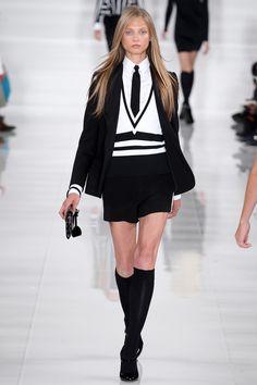Ralph Lauren Primavera 2014 RTW - Opinión - Semana de la Moda - Runway, desfiles de moda y colecciones - Vogue