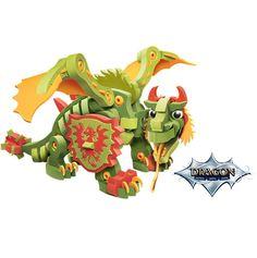 Bloco Combat Dragon