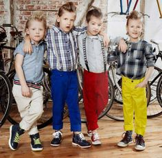 fashion at young age
