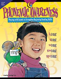 Phonemic Awareness by Creative Reading Press