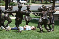 Loveland Colorado Sculpture Garden