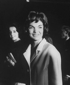 ♛ The Kennedy Family ♛...Jackie