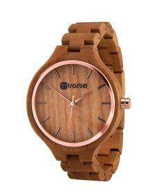 Weiteres - Holz Armbanduhr Portobelo Cherry - ein Designerstück von retrostiel bei DaWanda
