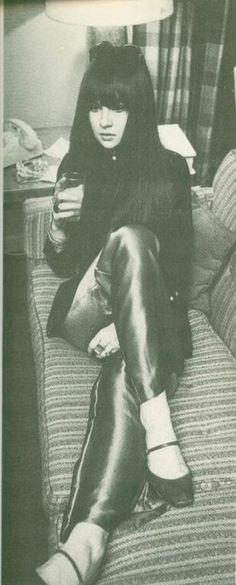 Chrissie Shrimpton / Under My Thumb/19th Nervous Breakdown...to name a few