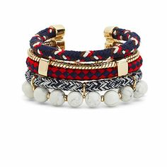 Just fell in love with the Multi Chord Americana Bracelet for $48 on C. Wonder! Click on the image and receive 20% off your next full-price purchase and find something you love too!