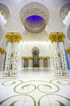 Sheikh Zayed Grand Mosque - Abu Dhabi - UAE I've been here! - jh