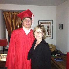 Tucker and Mimi - graduation