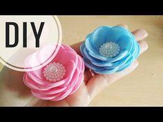 DIY || Cara membuat mawar bakar menul dengan menggunakan koin | Tutorial Roseburn | Gardenia - YouTube