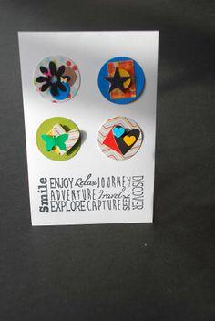 Handmade layered card Crafting, Table, Handmade, Cards, Craft, Artesanato, Crafts, Needlework, Girl Scout Crafts
