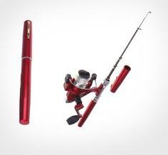 Mini Pen Sized Fishing Pole
