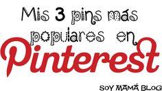 Mis 3 pins más populares en Pinterest durante el 2014