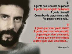 Gonzaguinha- eleições 2014: Conscientiza Brasil!!!