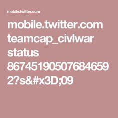 mobile.twitter.com teamcap_civlwar status 867451905076846592?s=09