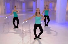 Xtend Lean and Chiseled: Barre, Part 1 Free Online Workout Video
