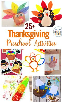 25+ Preschool Thanksgiving Activities and Thanksgiving Preschool Theme Ideas. Add any of these fun literacy activities, Turkey Crafts, Thanksgiving arts and crafts, Thankful activities, Thanksgiving Printables, Thanksgiving Books, and more to complete your Thanksgiving preschool activities at home or in a classroom, Perfect for preschoolers and kindergarten Thanksgiving Arts And Crafts, Thanksgiving Worksheets, Thanksgiving Books, Thanksgiving Appetizers, Thanksgiving Outfit, Preschool Art Projects, Crafts For Kids, Preschool Activities, Theme Ideas
