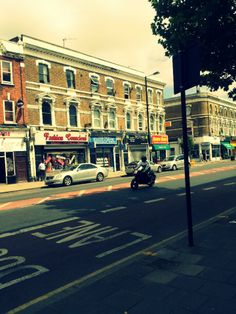 One of the liveliest neighborhoods in London, absolutely unmissable!